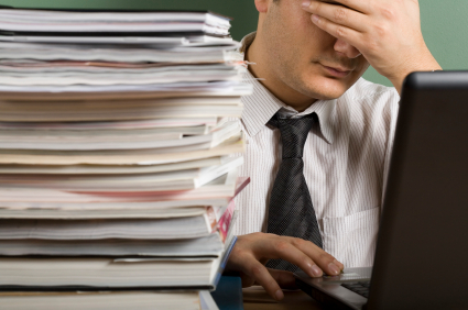 Business stress and what to do about it