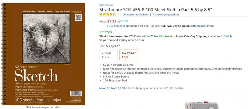 Perfect Pads for Notes and Sketching