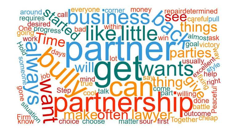 When to Give in Partnership Negotiations