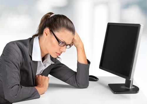 Depressed business partner | TeachU