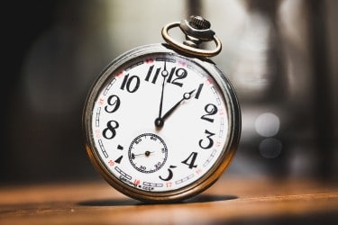 Time Is Entropy