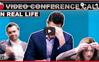 Funny Friday: Video Conferencing