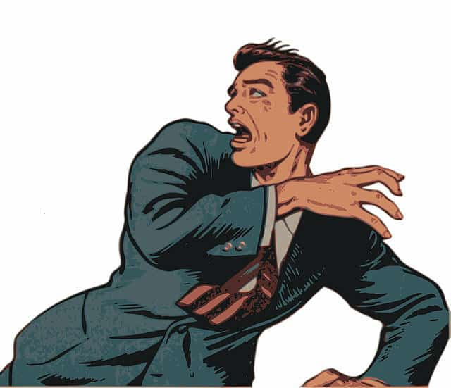 I Fear My Business Partner - Chris Reich