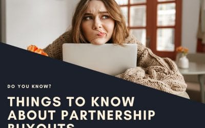 Things to Know About Partnership Buyouts— Part 1