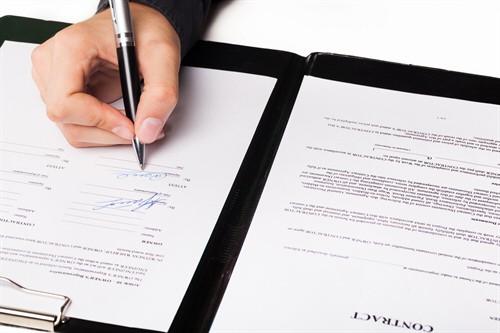 Get a Partnership Agreement—TeachU