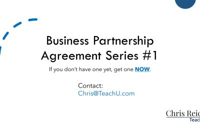 Protect Your Interests with a Partnership Agreement
