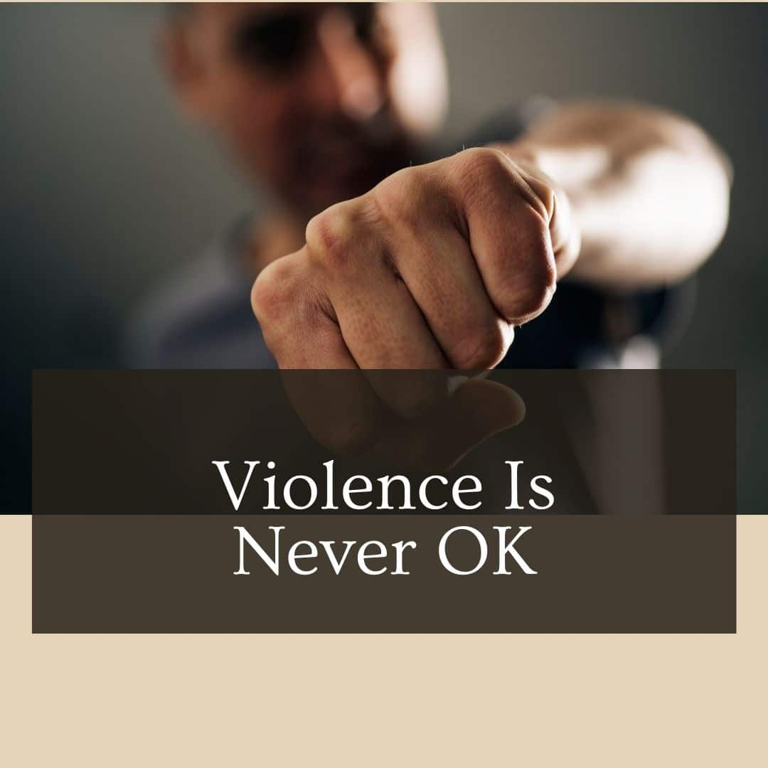 Violence in a Business Partnership is a Very Serious Matter